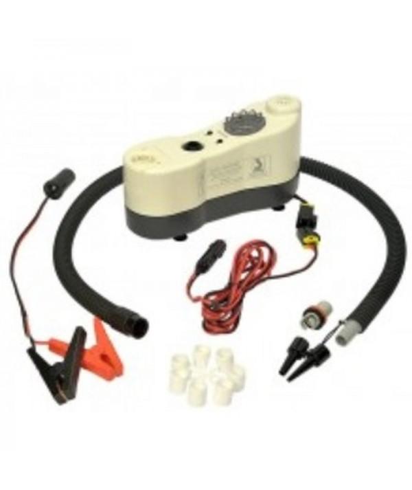 Sport-Vibrations® SUP Turbinen-Kompressor-Pumpe Power Ni/mh Akku BTP 12