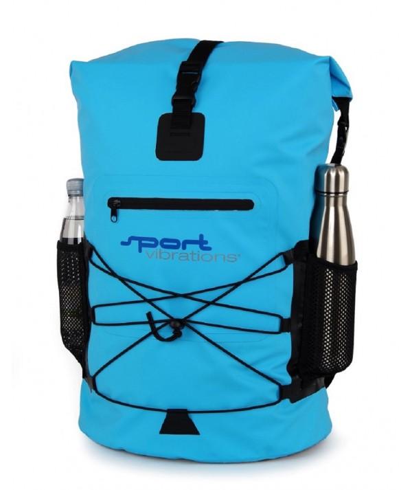 Sport-Vibrations Premium Thermo-Dry Bag, Rucksack 30 Liter, Rolltop, Outdoor Rucksack, Wasserdicht