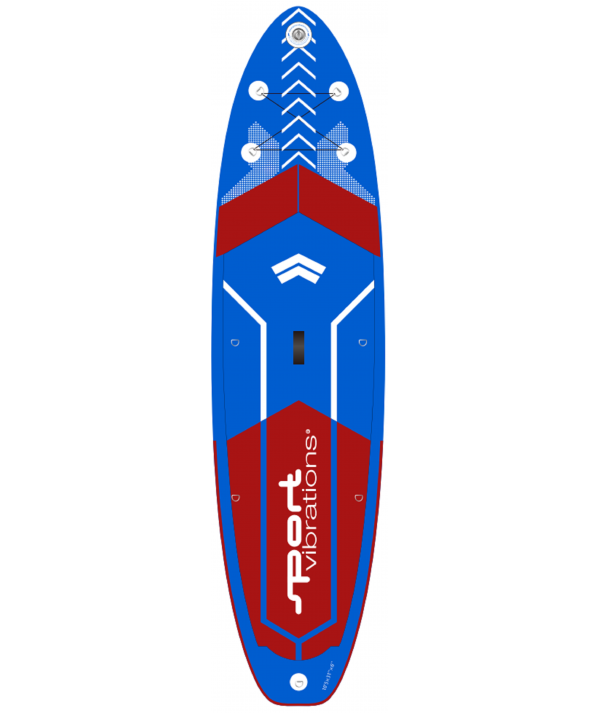 Sport-Vibrations All-Terrain Allround 10'5 SUP