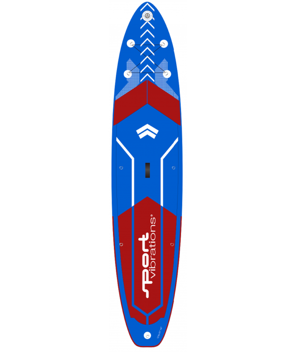 Sport-Vibrations All-Terrain Touring 12'6 SUP