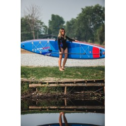 """Starboard 12'6 x 30"""" Touring Deluxe Single Chamber SUP 2021"""