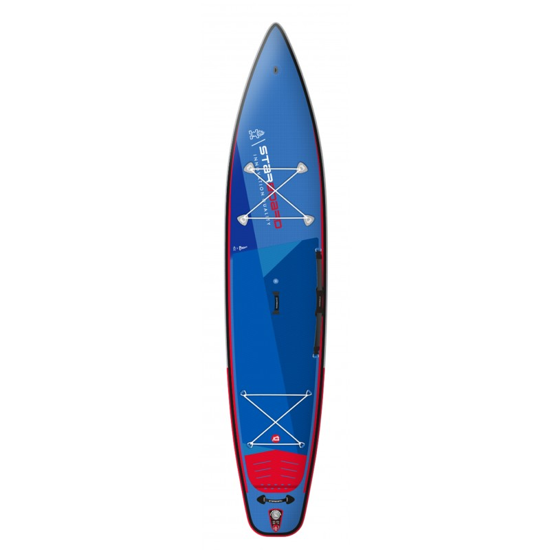 """Starboard 11'6 x 29"""" Touring Deluxe Single Chamber SUP 2021"""